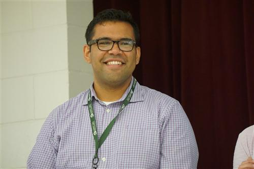 Abel Garcia -Florida's School-Related Employee of the Year