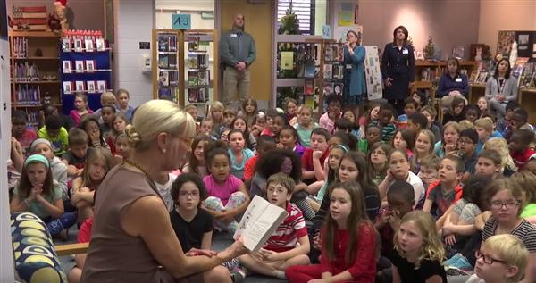 FL First Lady Visits Madison Street Academy