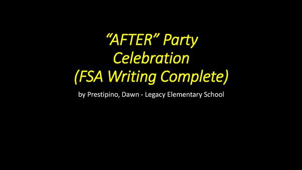 FSA Writing Complete