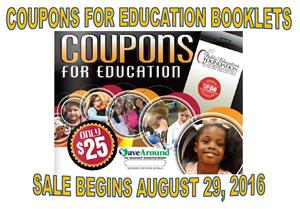 Marion County Coupons for Education